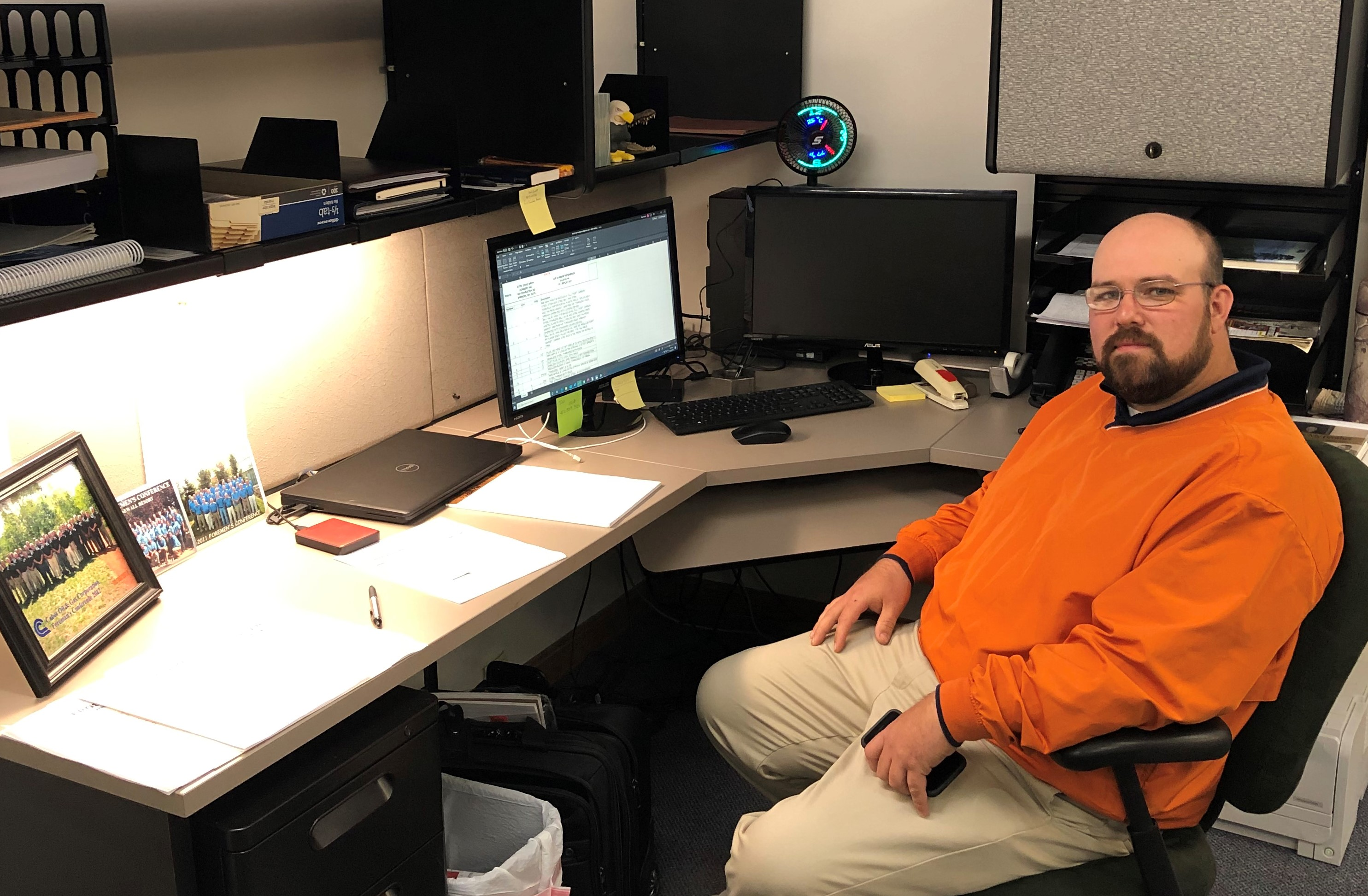 ConServ Welcomes Back Mr. Chad Smith as Senior Project Manager