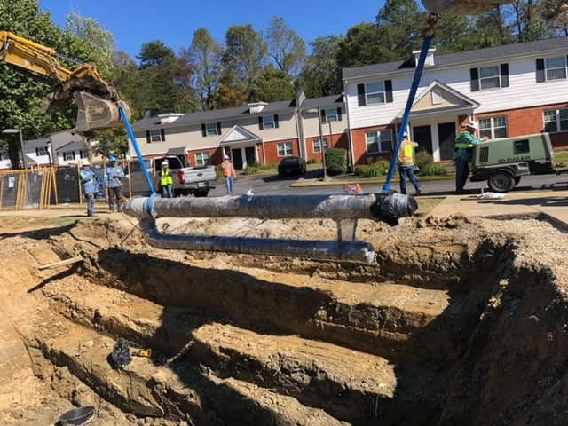 ConServ Awarded Drip Removal Project in OH