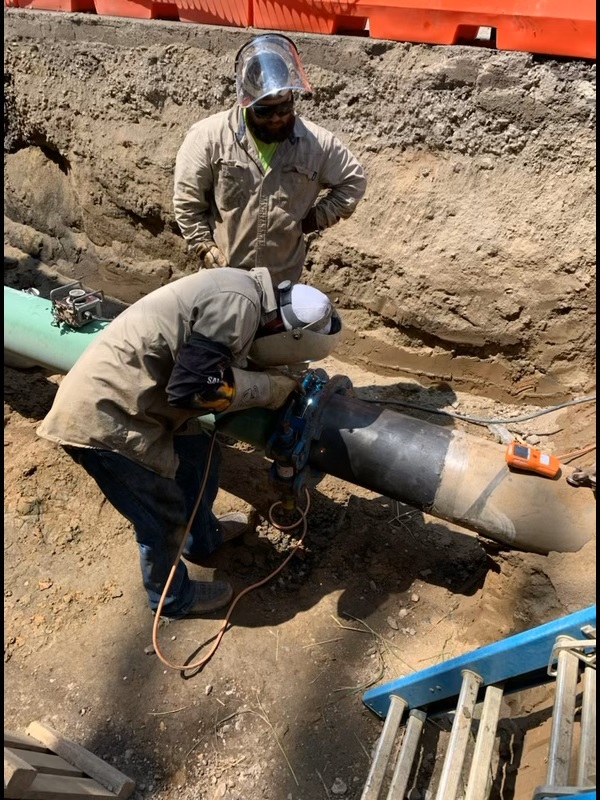 Pipeline Integrity Management Support Services